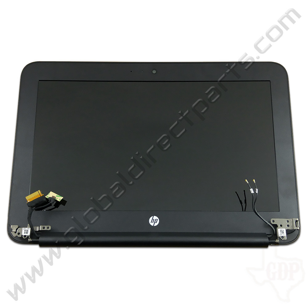 OEM Reclaimed HP Chromebook 11 G5 EE Complete LCD & Digitizer Assembly - Black [Touch]