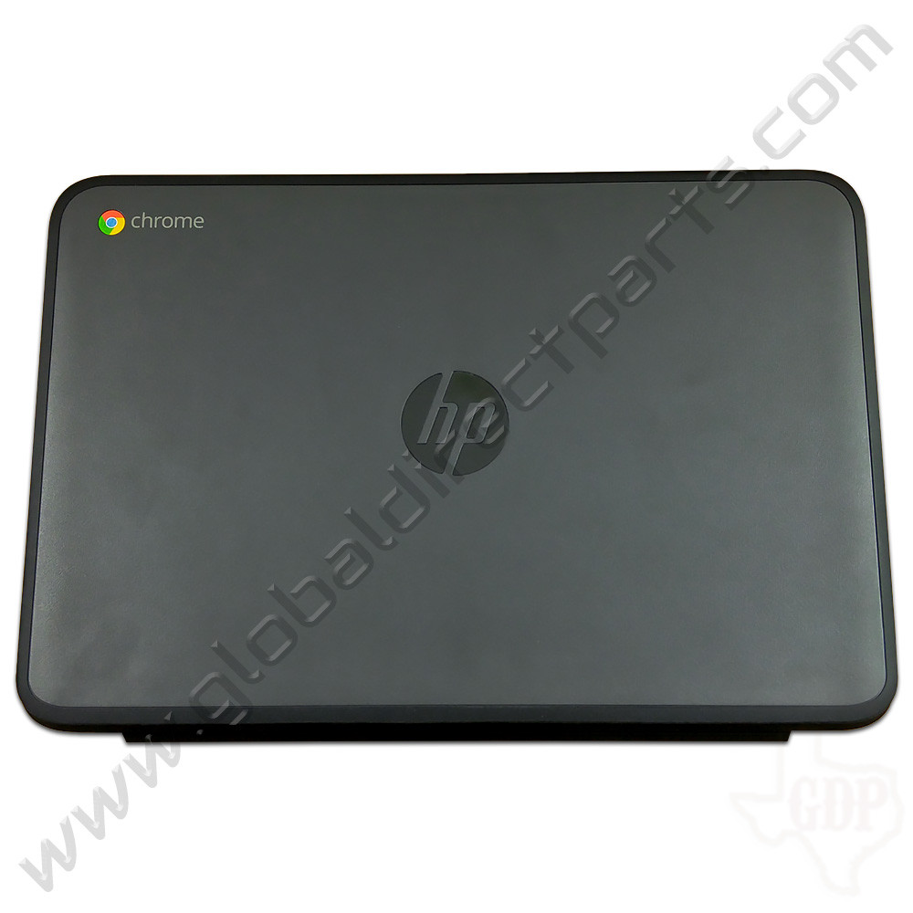 OEM Reclaimed HP Chromebook 11 G5 Education Edition LCD Cover [A-Side] - Black