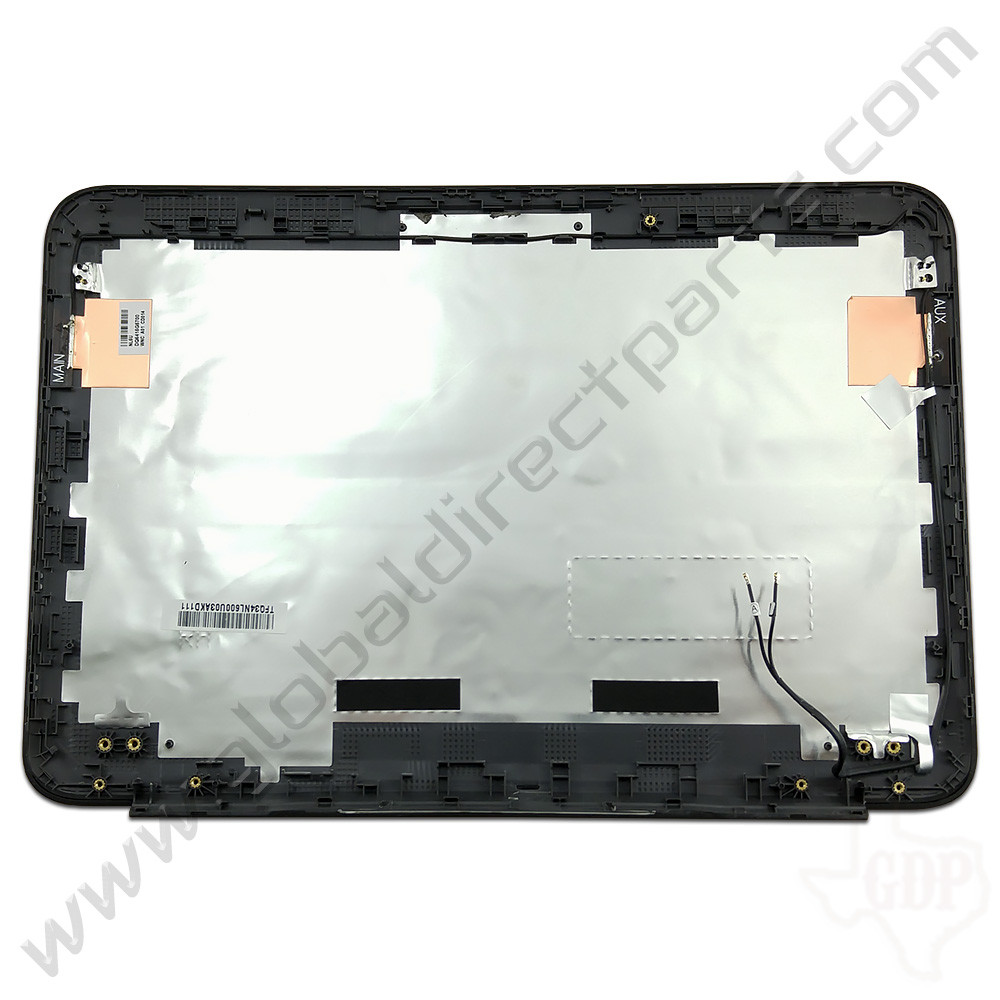 OEM Reclaimed HP Chromebook 11 G5 EE LCD Cover [A-Side] - Black [917426-001]