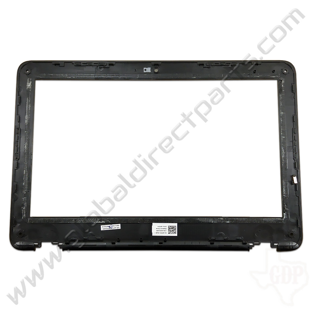 OEM Dell Chromebook 11 3180 Education LCD Frame [B-Side] - Black [Non-Touch]