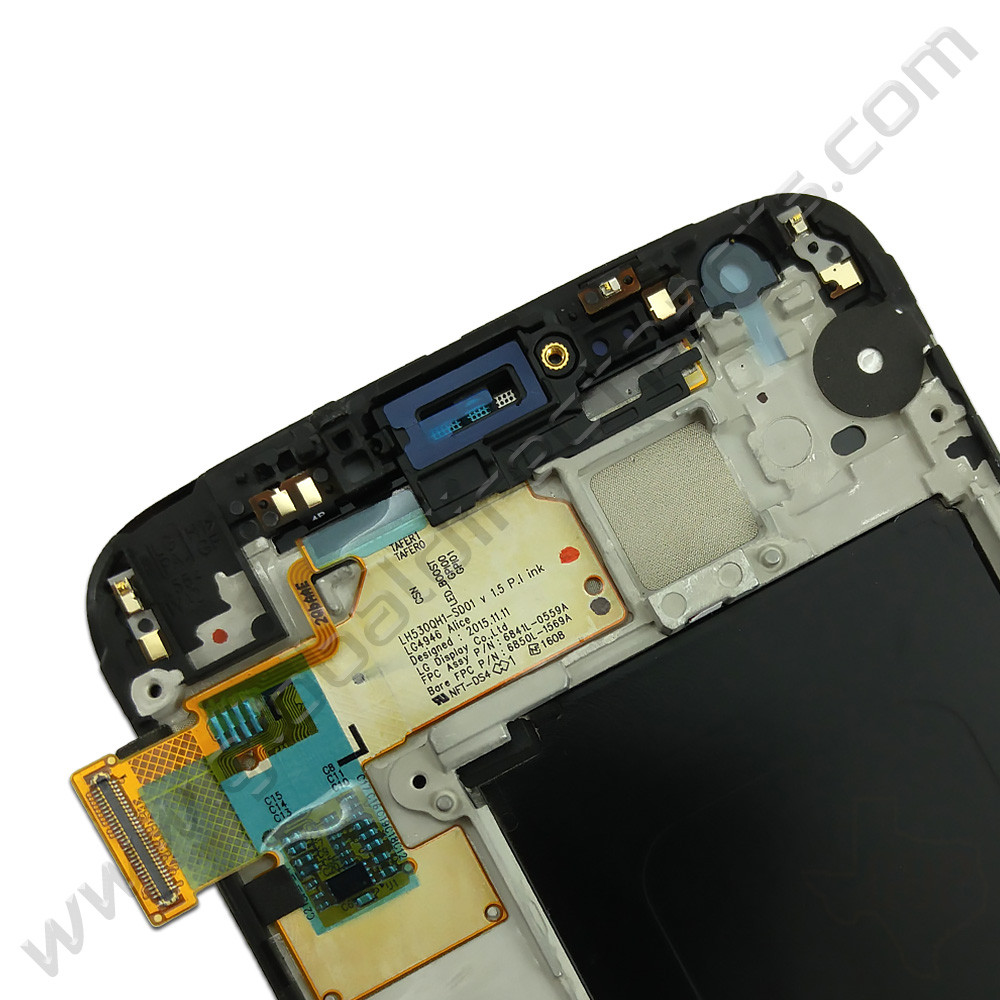 OEM LG G5 H830 LCD & Digitizer Assembly with Front Housing