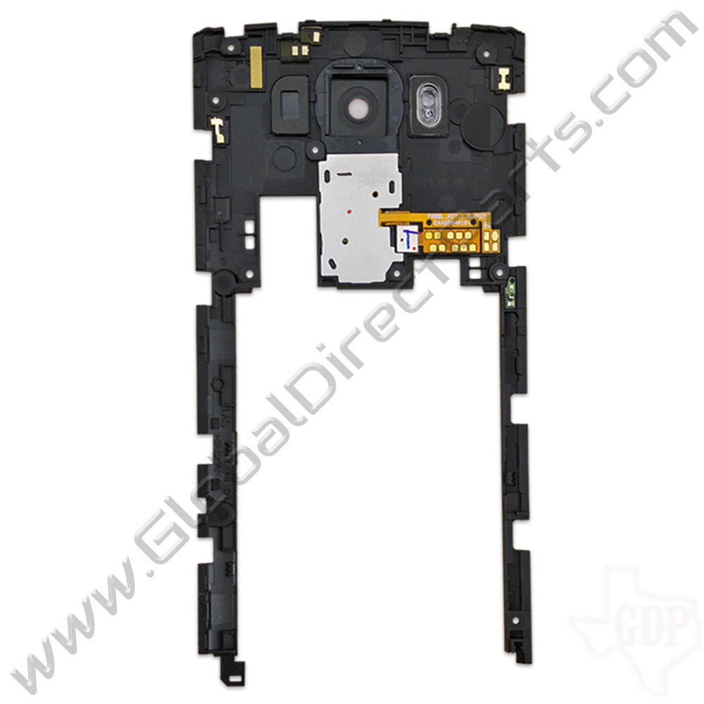 OEM LG V10 H900 Rear Housing - Black