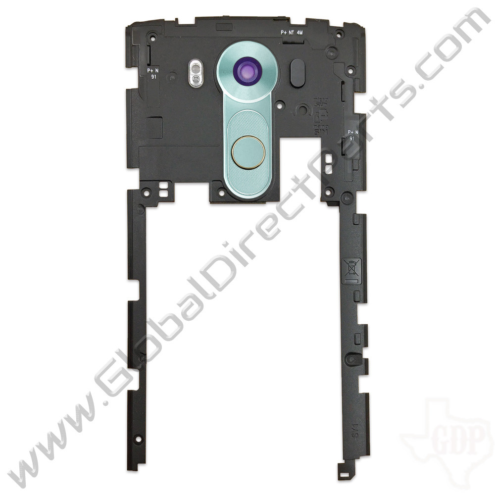 OEM LG V10 H900 Rear Housing - Blue