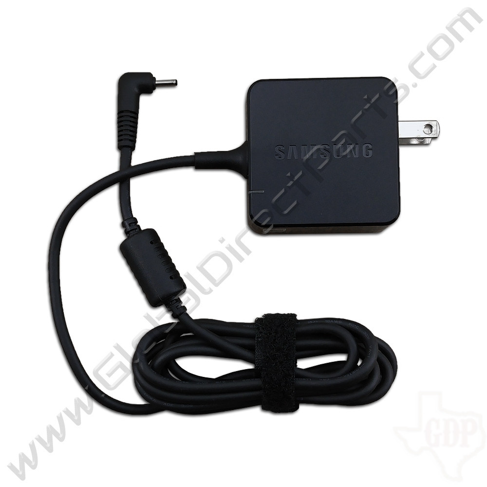 OEM Reclaimed Samsung Chromebook 2 XE500C12, 3 XE500C13 Charger [BA44-00322A]