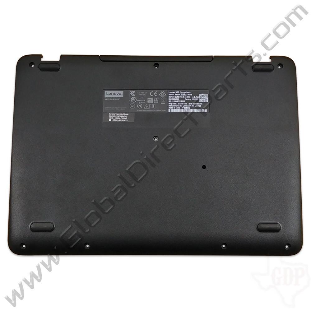 OEM Reclaimed Lenovo N23, N23 Touch Chromebook Bottom Housing [D-Side] - Gray