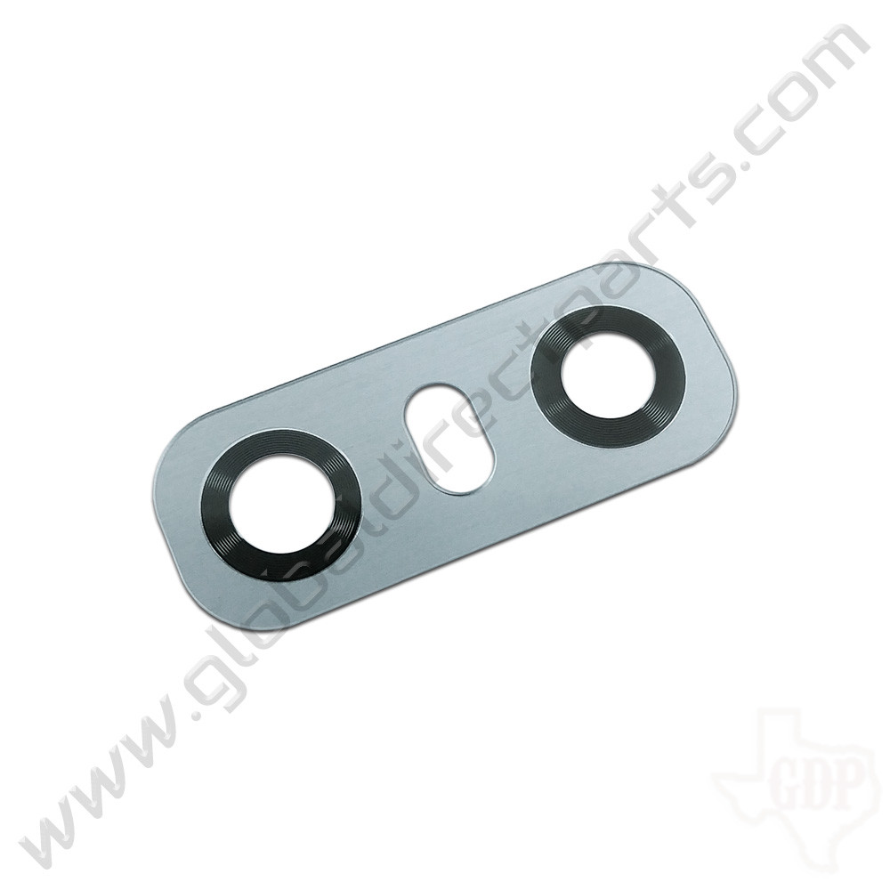 OEM LG G6 Rear Facing Camera Lens - Silver