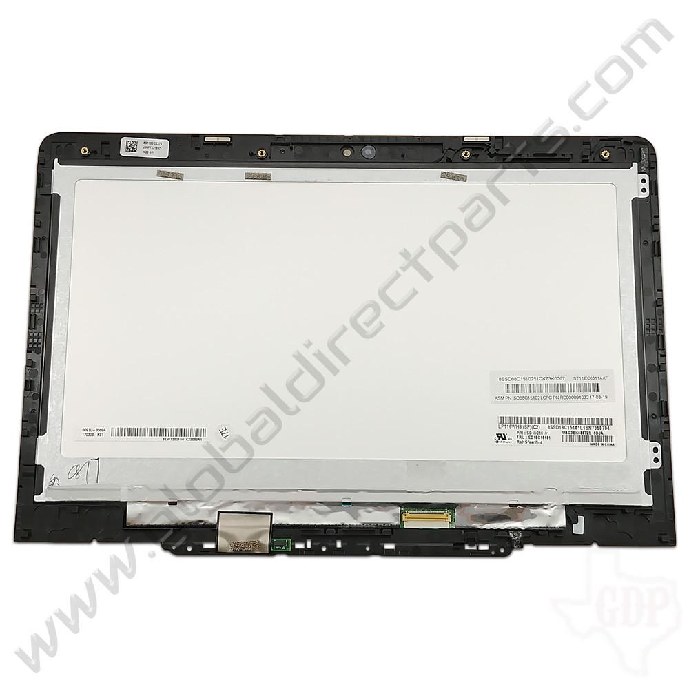 OEM Lenovo N23 Yoga Chromebook LCD & Digitizer Assembly - Gray