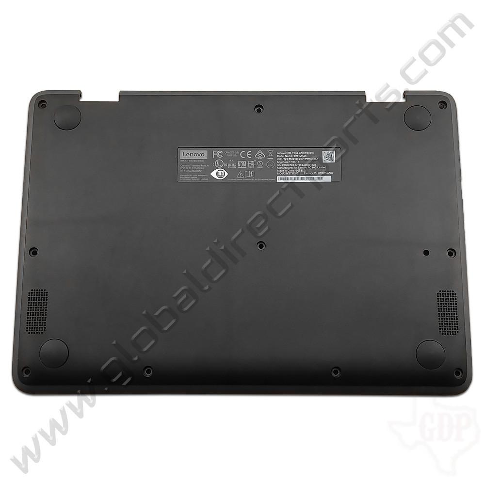 OEM Reclaimed Lenovo N23 Yoga Chromebook Bottom Housing [D-Side] - Gray