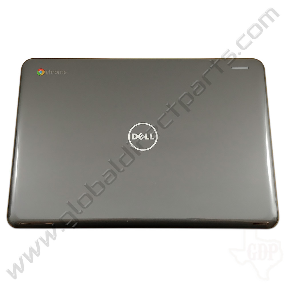 OEM Reclaimed Dell Chromebook 13 3380 Education LCD Cover [A-Side] - Gray