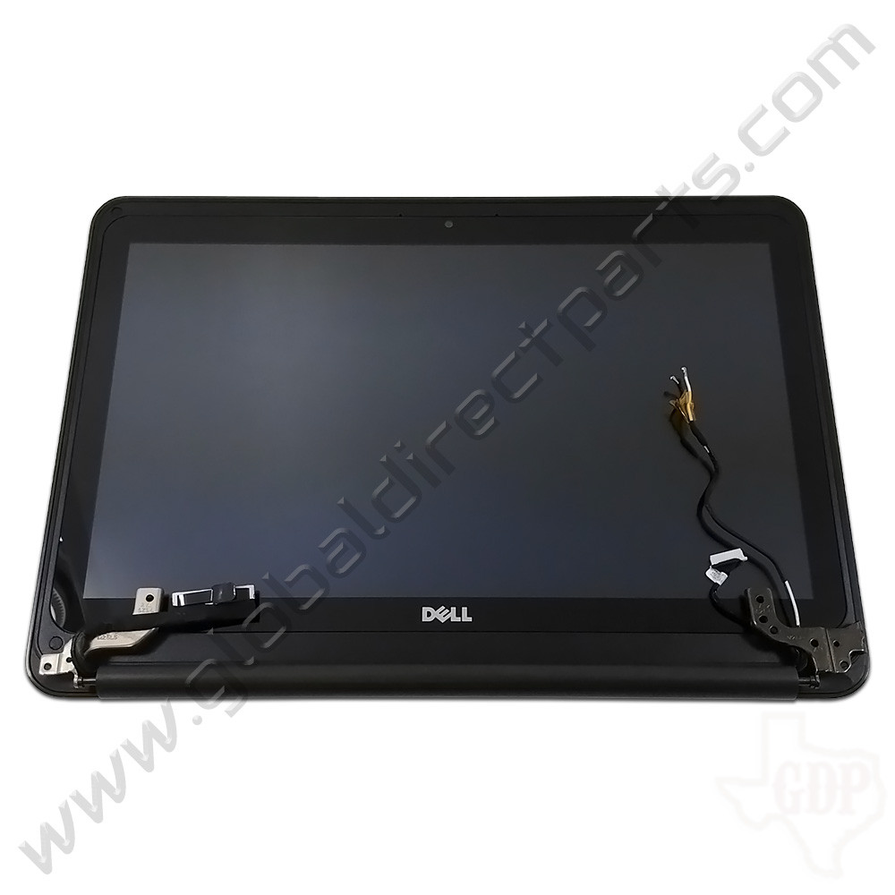OEM Reclaimed Dell Chromebook 13 3380 Education Touch Complete LCD & Digitizer Assembly - Gray