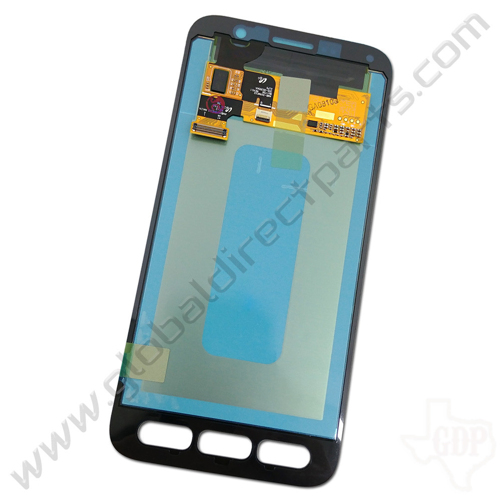OEM Samsung Galaxy S7 Active G891A AMOLED & Digitizer Assembly - Gold