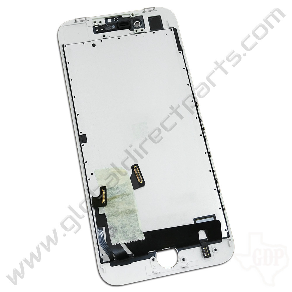 Aftermarket LCD & Digitizer Assembly Compatible with Apple iPhone 8 - White