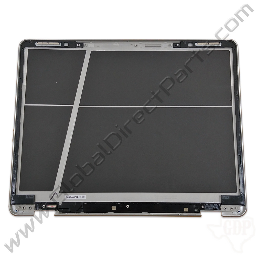 OEM Samsung Chromebook Plus XE513C24 LCD Cover [A-Side] - Silver