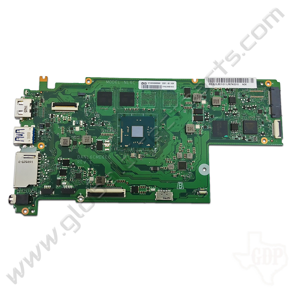 OEM Lenovo N22 Touch, N23 Touch Chromebook Motherboard [2 GB]