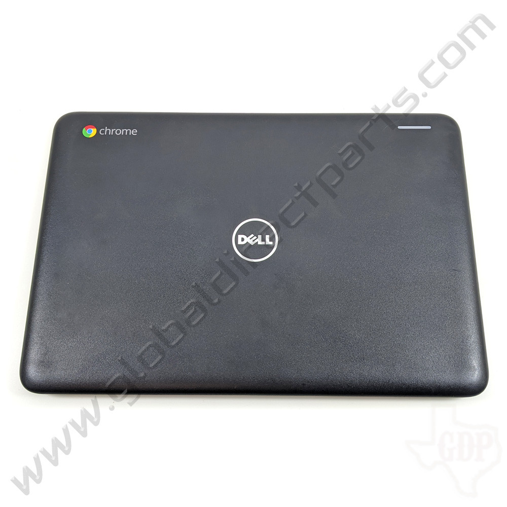 OEM Reclaimed Dell Chromebook 11 3180 Education Complete LCD & Digitizer Assembly - Black [Touch]