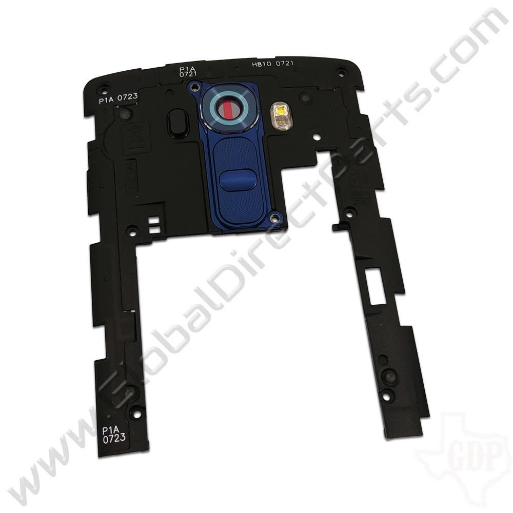 OEM LG G4 H810 Rear Housing - Blue
