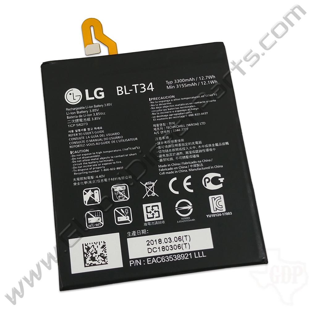 OEM LG V30, V30+, V35 Battery [BL-T34]