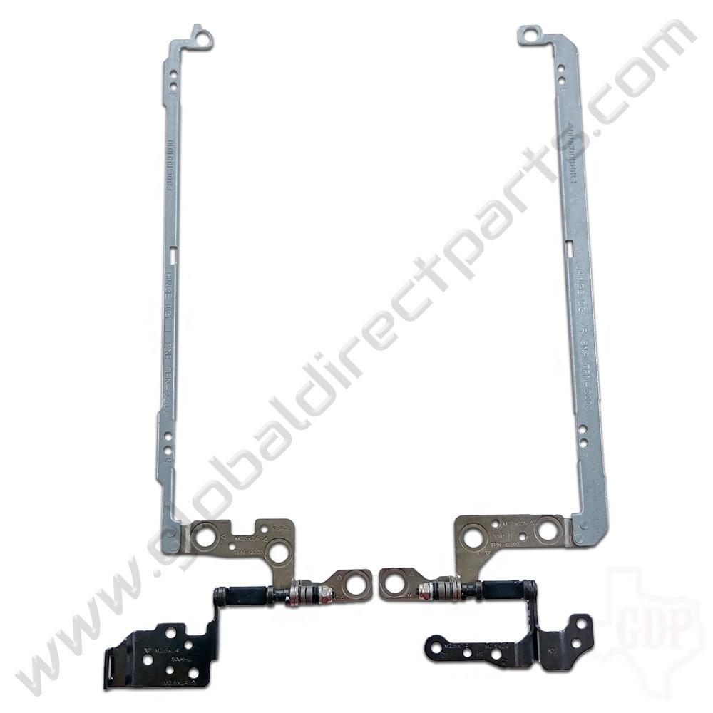 OEM HP Chromebook 11 G6 EE, 11A G6 EE Metal Hinge Set