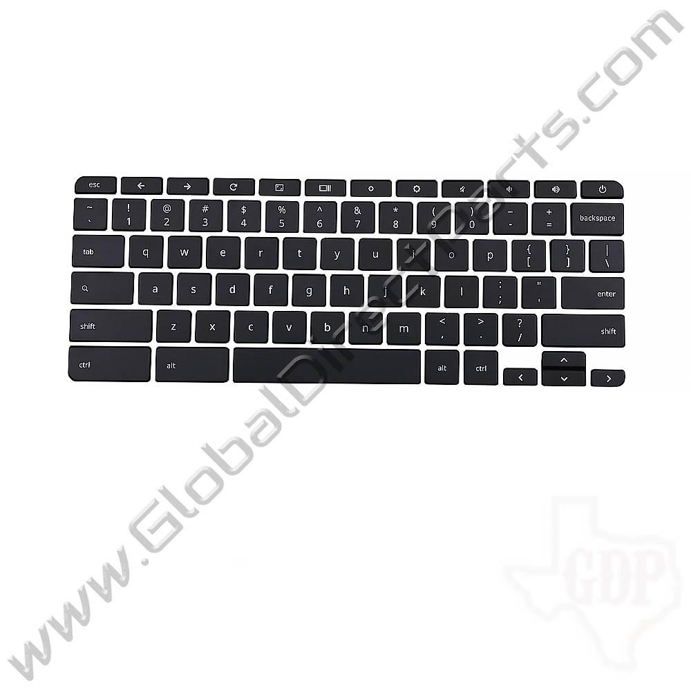 OEM Reclaimed Lenovo Chromebook N21, N22 U.S. Keyboard Key Set [APIAAENL6U0001]