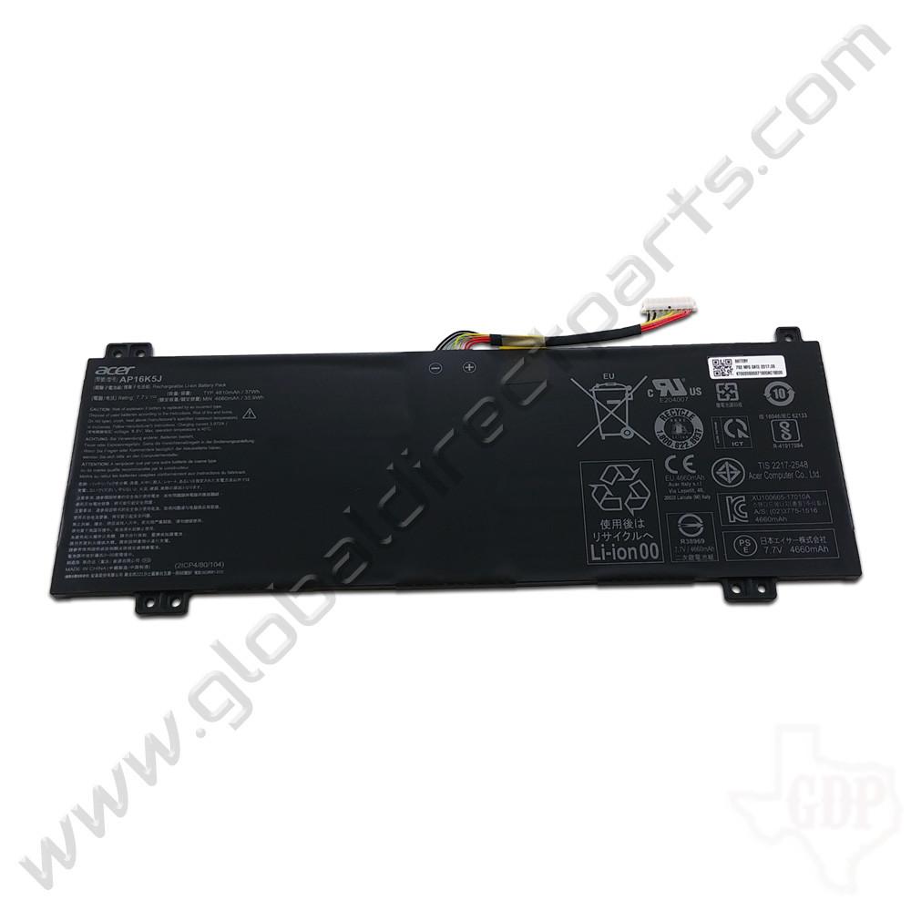 OEM Acer Chromebook Spin 11 R751T Battery [AP16K5J]