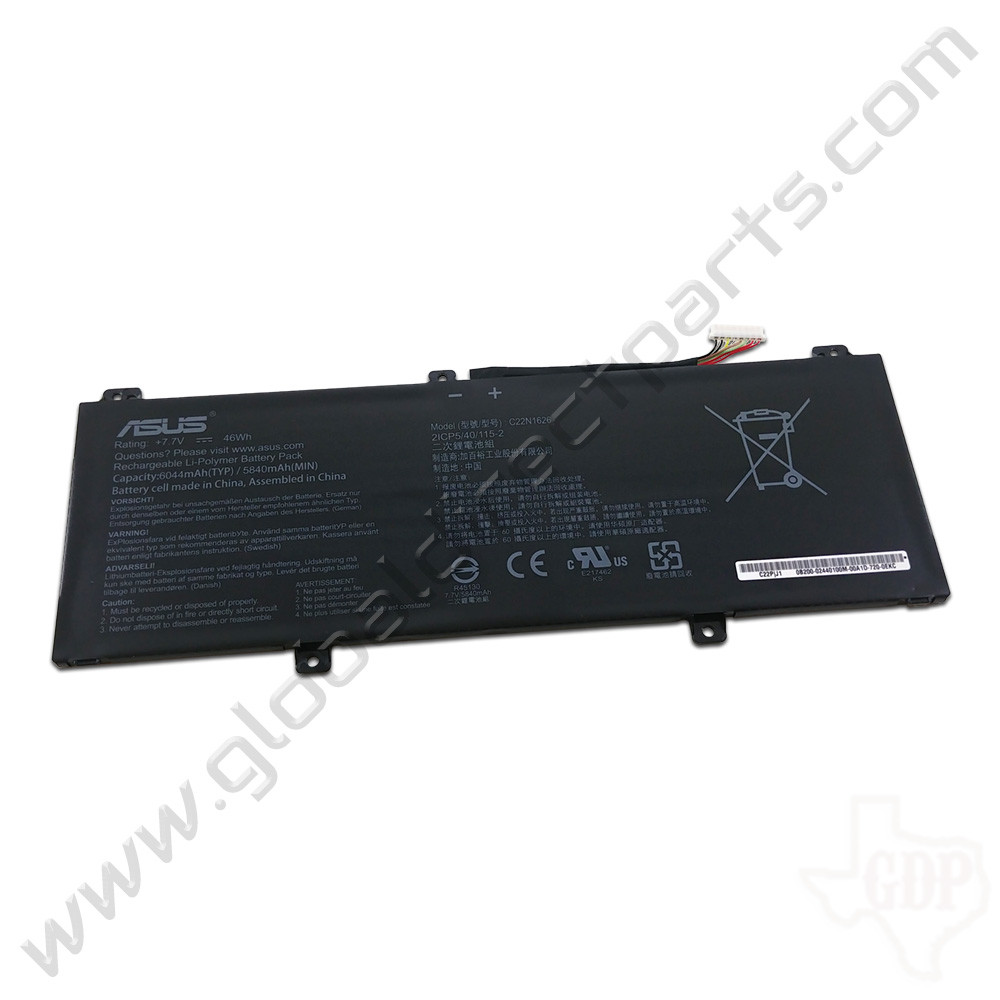 OEM Asus Chromebook Flip C213SA Battery