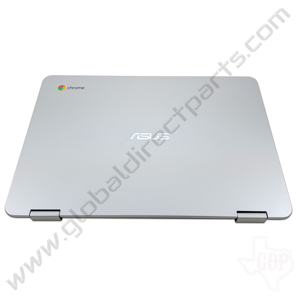 OEM Reclaimed Asus Chromebook Flip C302C Complete LCD & Digitizer Assembly - Silver