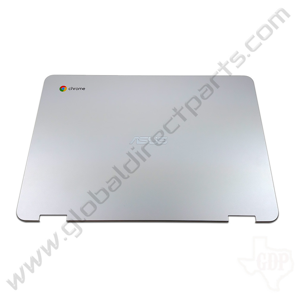 OEM Reclaimed Asus Chromebook Flip C302C LCD Cover [A-Side] - Silver