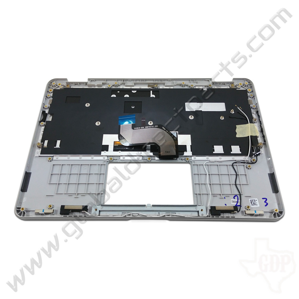 OEM Reclaimed Asus Chromebook Flip C302C Keyboard [C-Side] - Silver