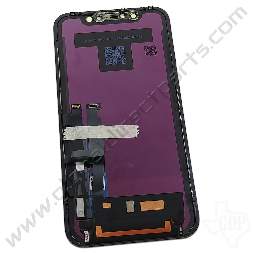 OEM Apple iPhone XR LCD & Digitizer Assembly