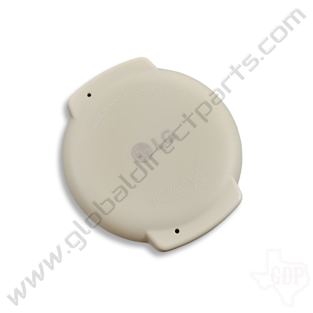 OEM LG Watch Style W270 Rear Housing Assembly - Pink [ACQ89028603]