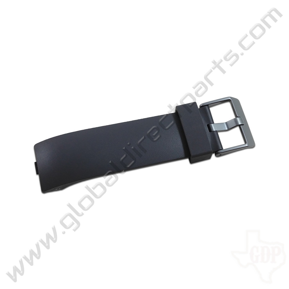 OEM LG Watch Sport W280A, W280DB Strap with Clasp - Gray [AJE73489002]