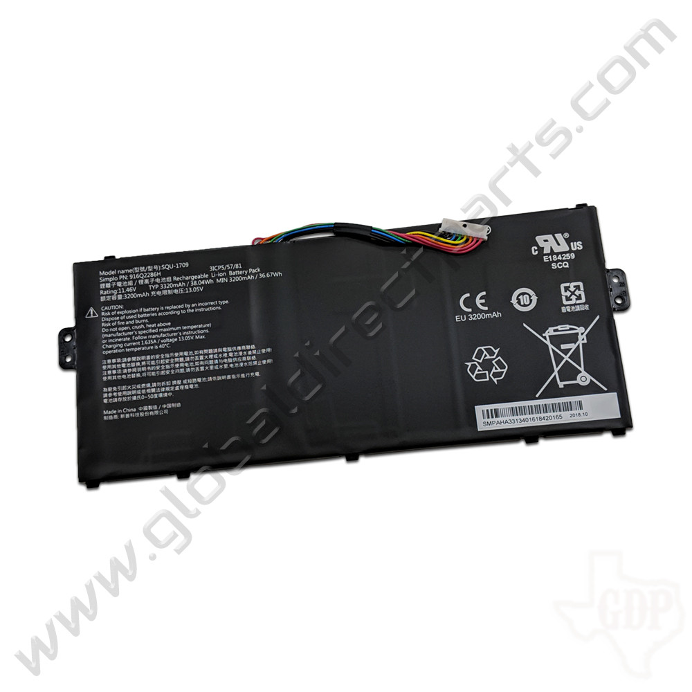 OEM CTL Chromebook NL7 Battery