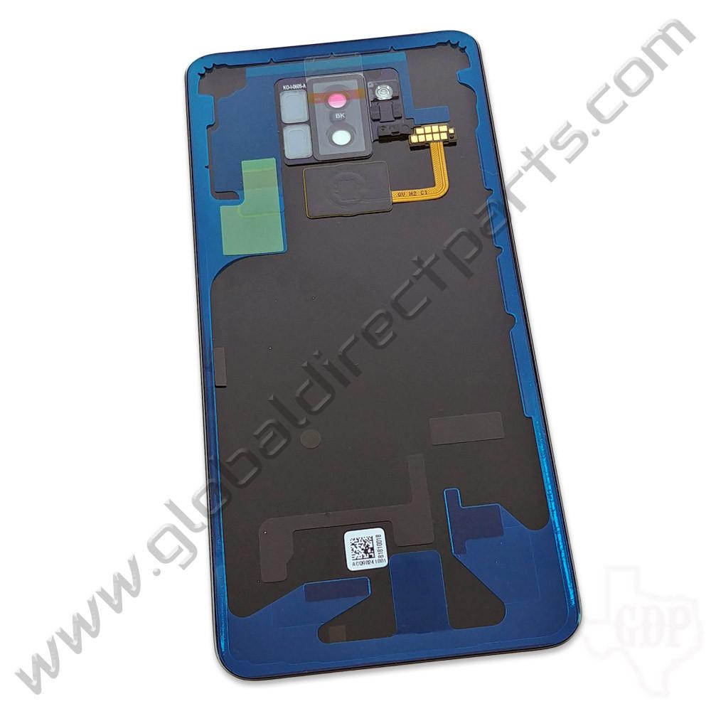 OEM LG G7 ThinQ G710VM, G710VMX Battery Cover Assembly - Black