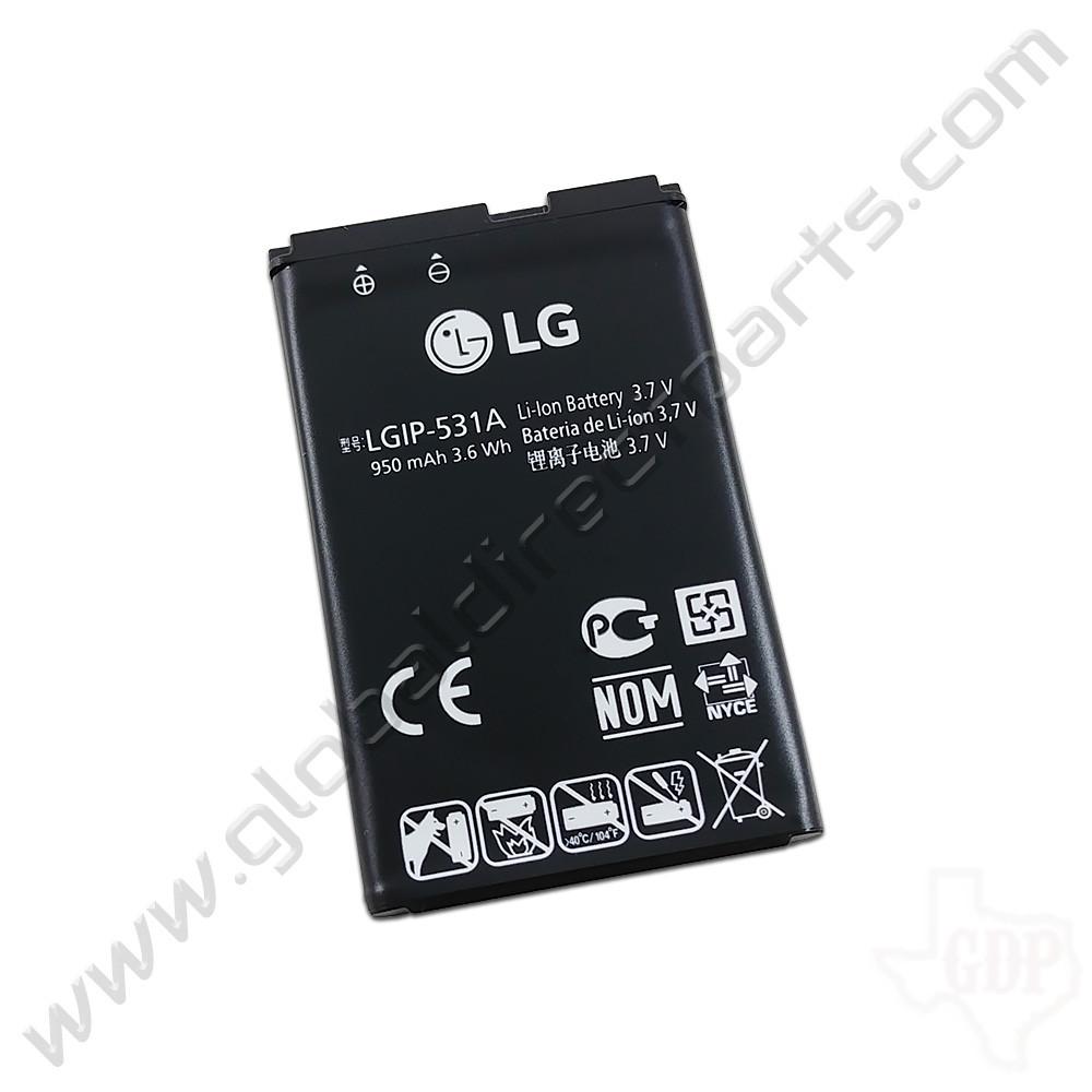 OEM LG Battery [LGIP-531A] [EAC61700102]