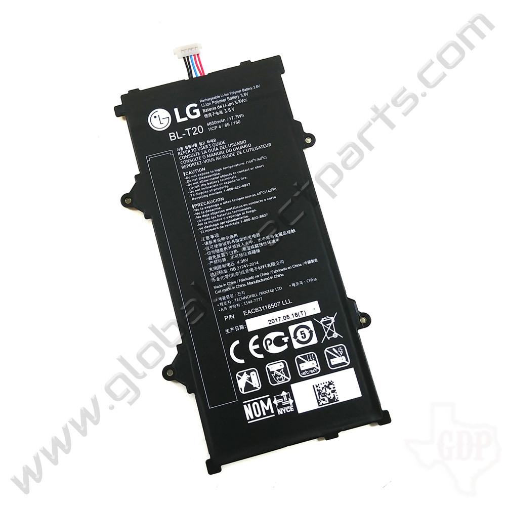 OEM LG G Pad X 8.0 V521, V520, G Pad III 8.0 V522 Battery [BL-T20] [EAC63118507]