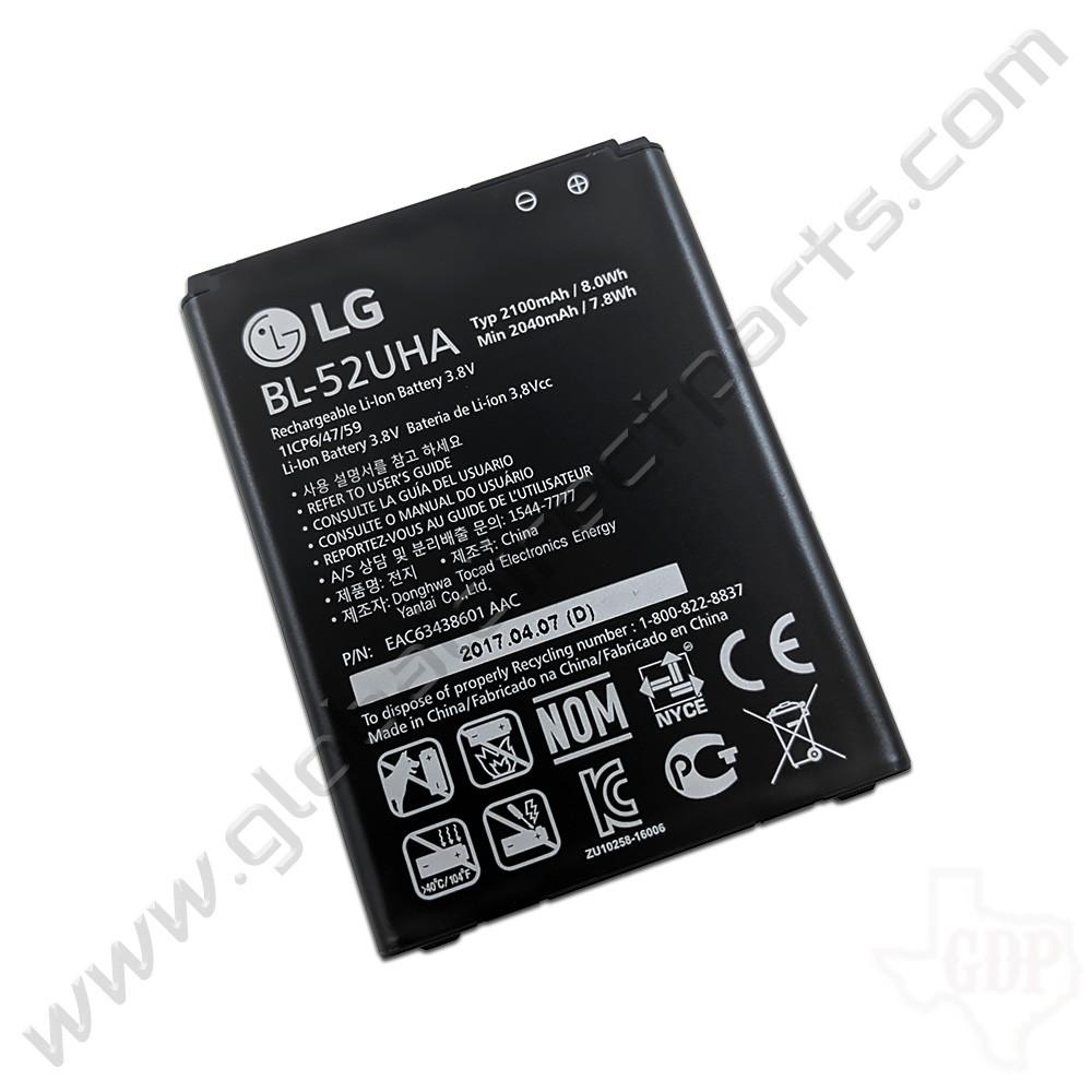 OEM LG Battery [BL-52UHA] [EAC63438601]