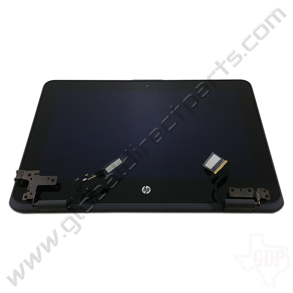 OEM HP Chromebook x360 11 G1 EE Complete LCD & Digitizer Assembly - Gray [Stylus-Enabled]