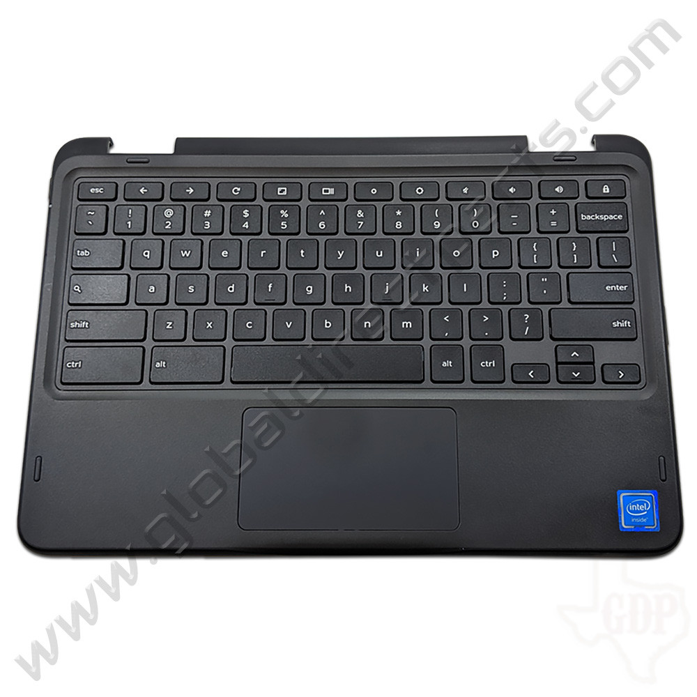OEM Reclaimed Dell Chromebook 11 5190 Education Keyboard with Touchpad [C-Side][2-in-1]