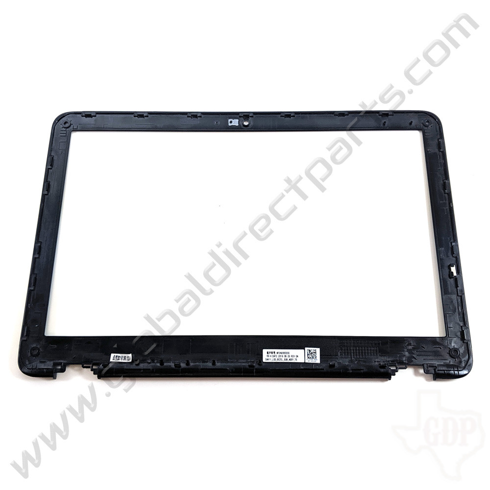 OEM Reclaimed Dell Chromebook 11 3180 Education LCD Frame [B-Side] - Black [Touch]