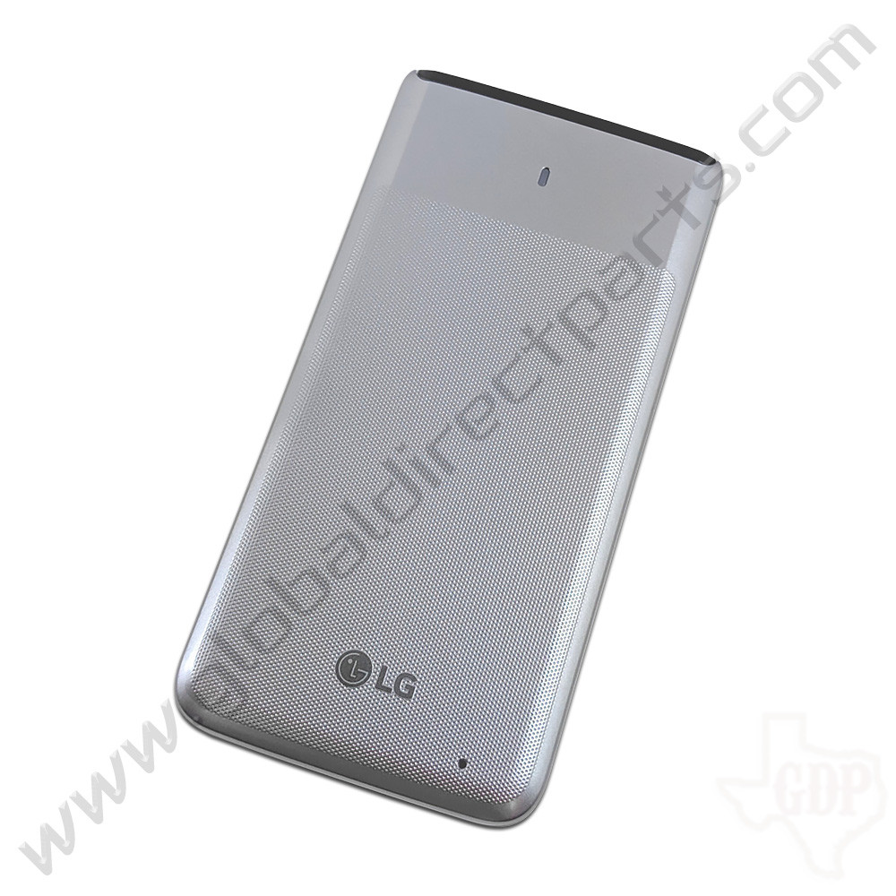 OEM LG Exalt LTE VN220 LCD Cover [A-Side] - Silver