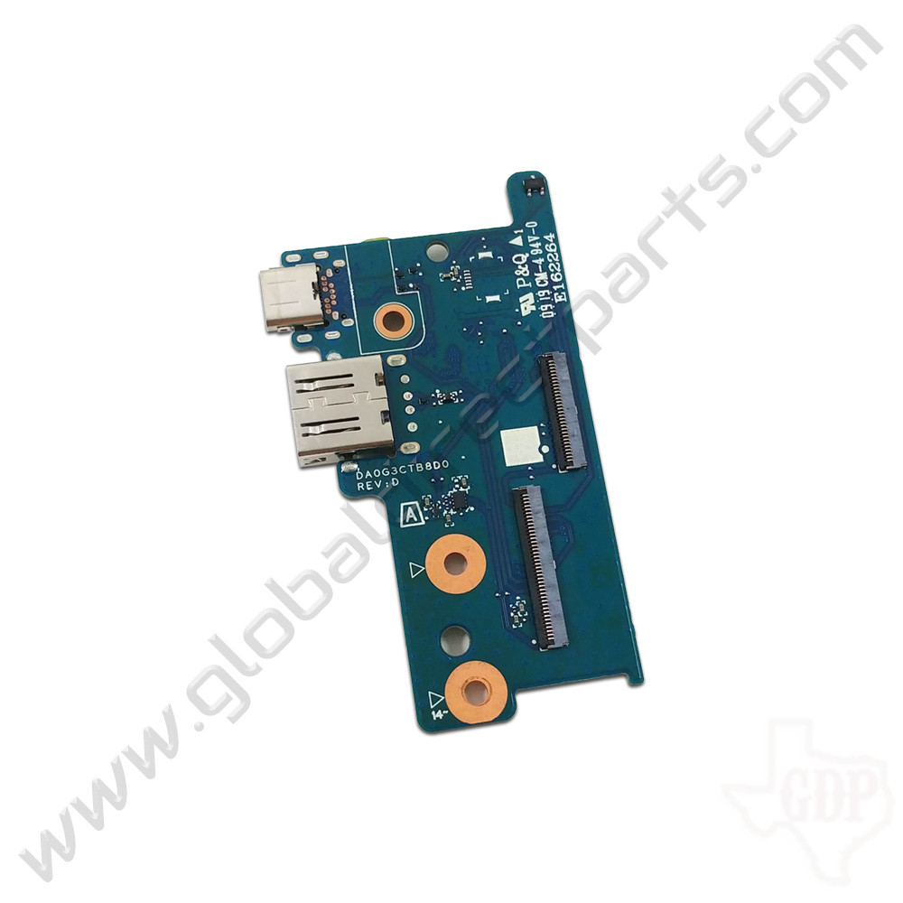 OEM HP Chromebook 11A G6 EE Type-C USB PCB