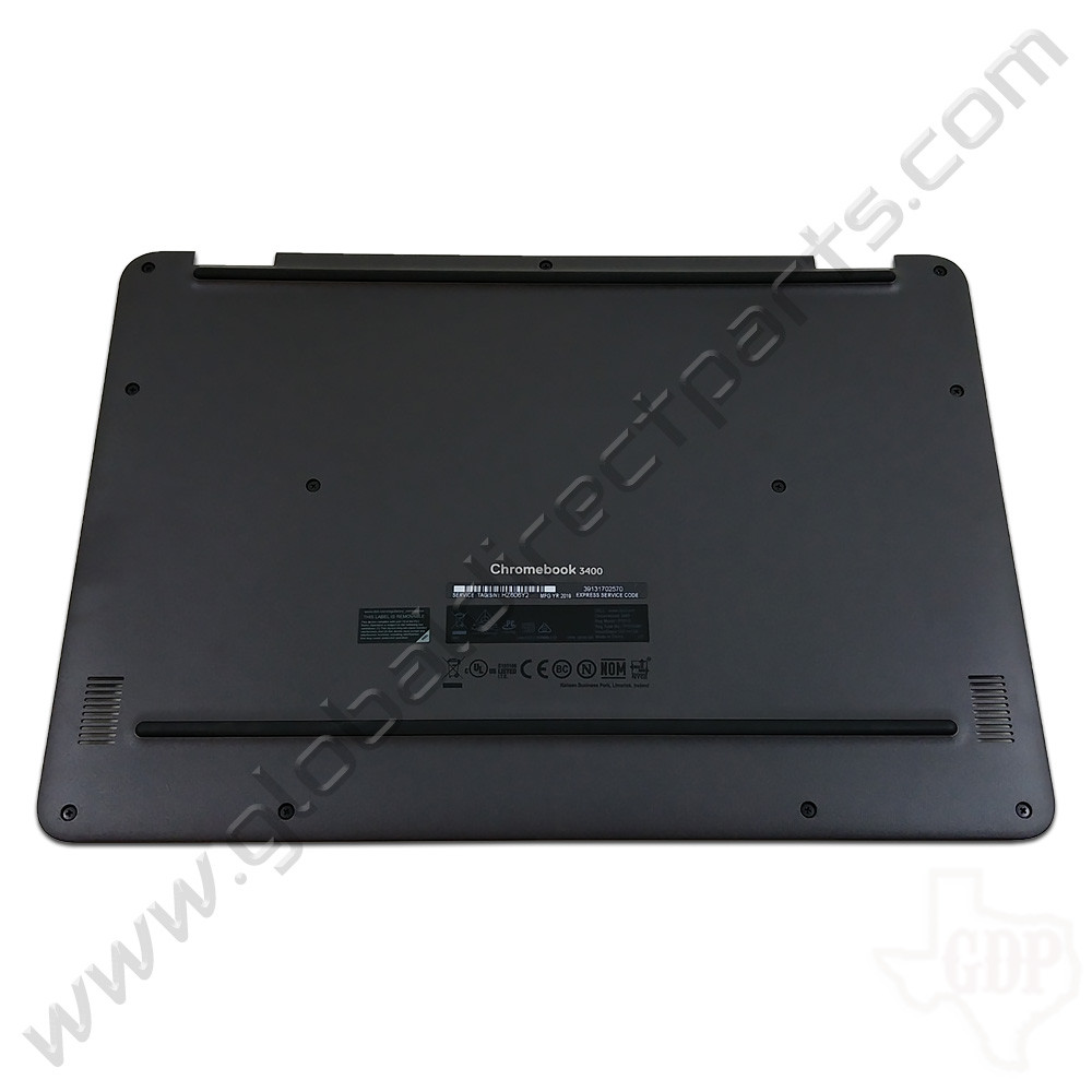 OEM Dell Chromebook 14 3400 Education Bottom Housing [D-Side]