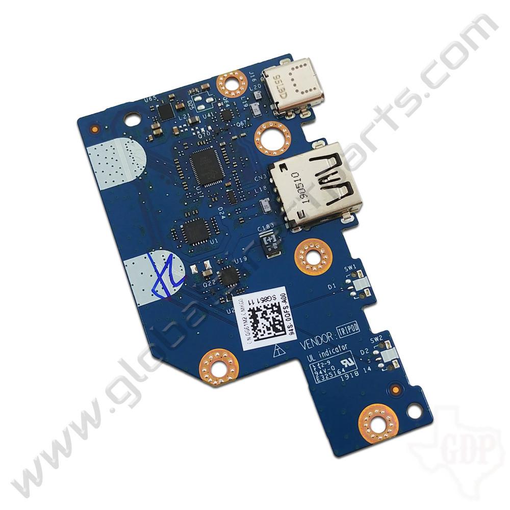 OEM Dell Chromebook 14 3400, 11 3100 Education Type-C USB PCB