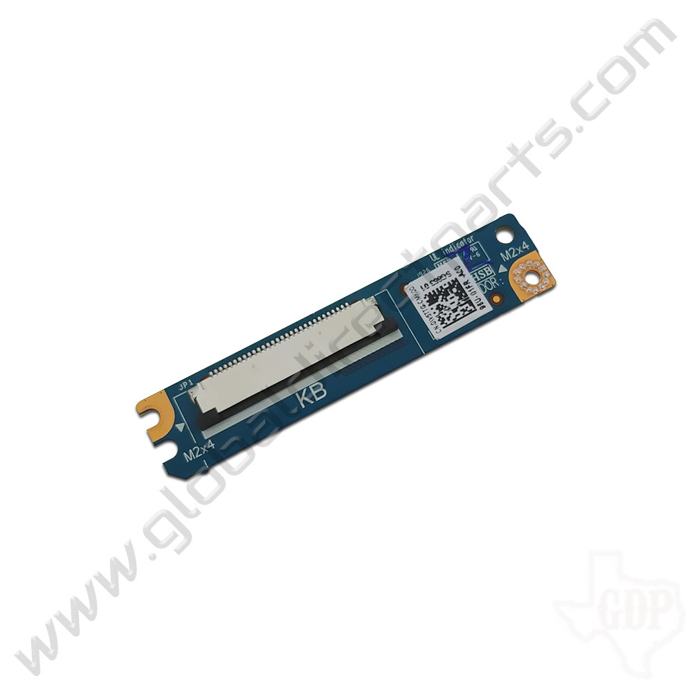 OEM Dell Chromebook 14 3400 Education Keyboard Connector PCB