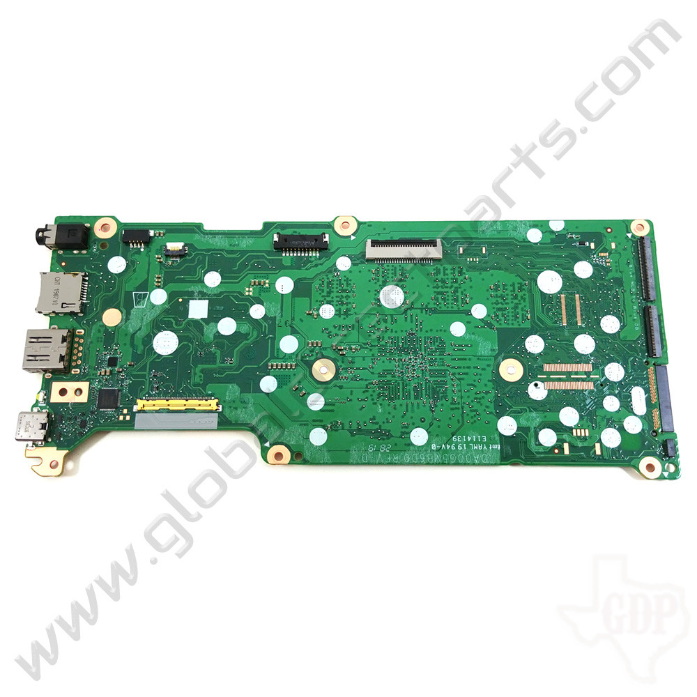 OEM HP Chromebook 11 G7 EE Motherboard [4GB/16GB]