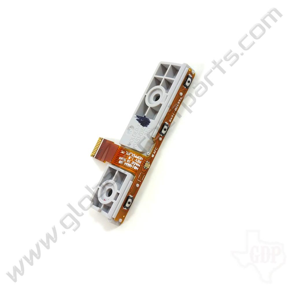 OEM Samsung Chromebook Plus V2 XE521QAB Power & Volume Key Flex Assembly [BA41-02655A]