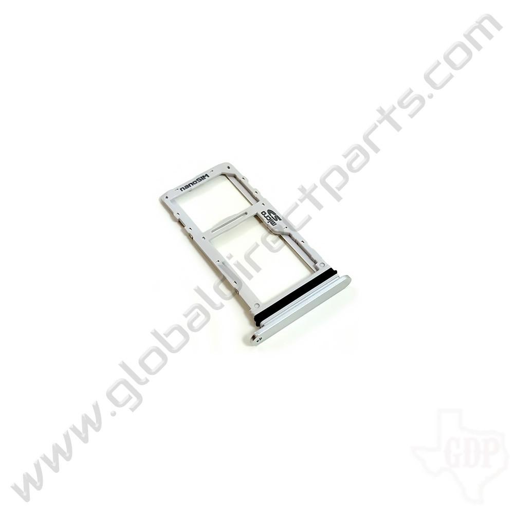 OEM LG V60 ThinQ 5G V600TMW SIM Card Tray [ABN76378302]