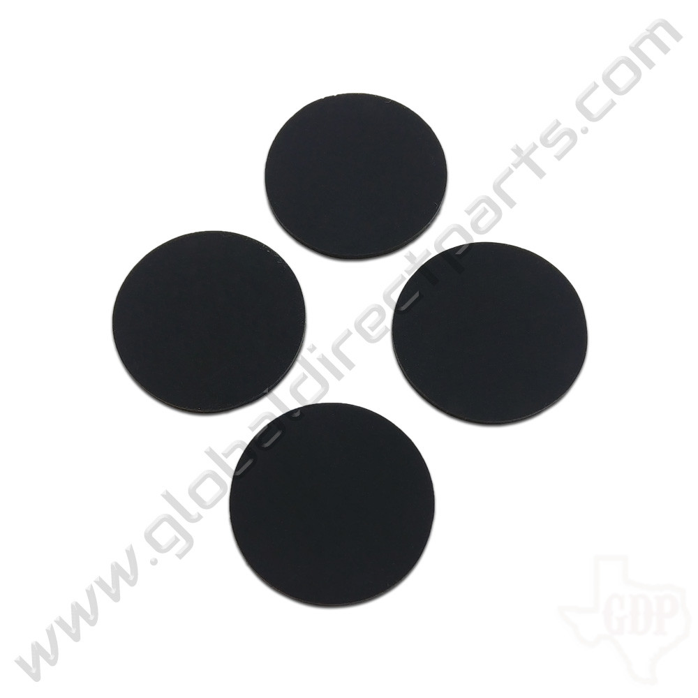 OEM HP Chromebook 11 G3, G4 Rubber Feet with Adhesive [Set of 4] [917439-001]