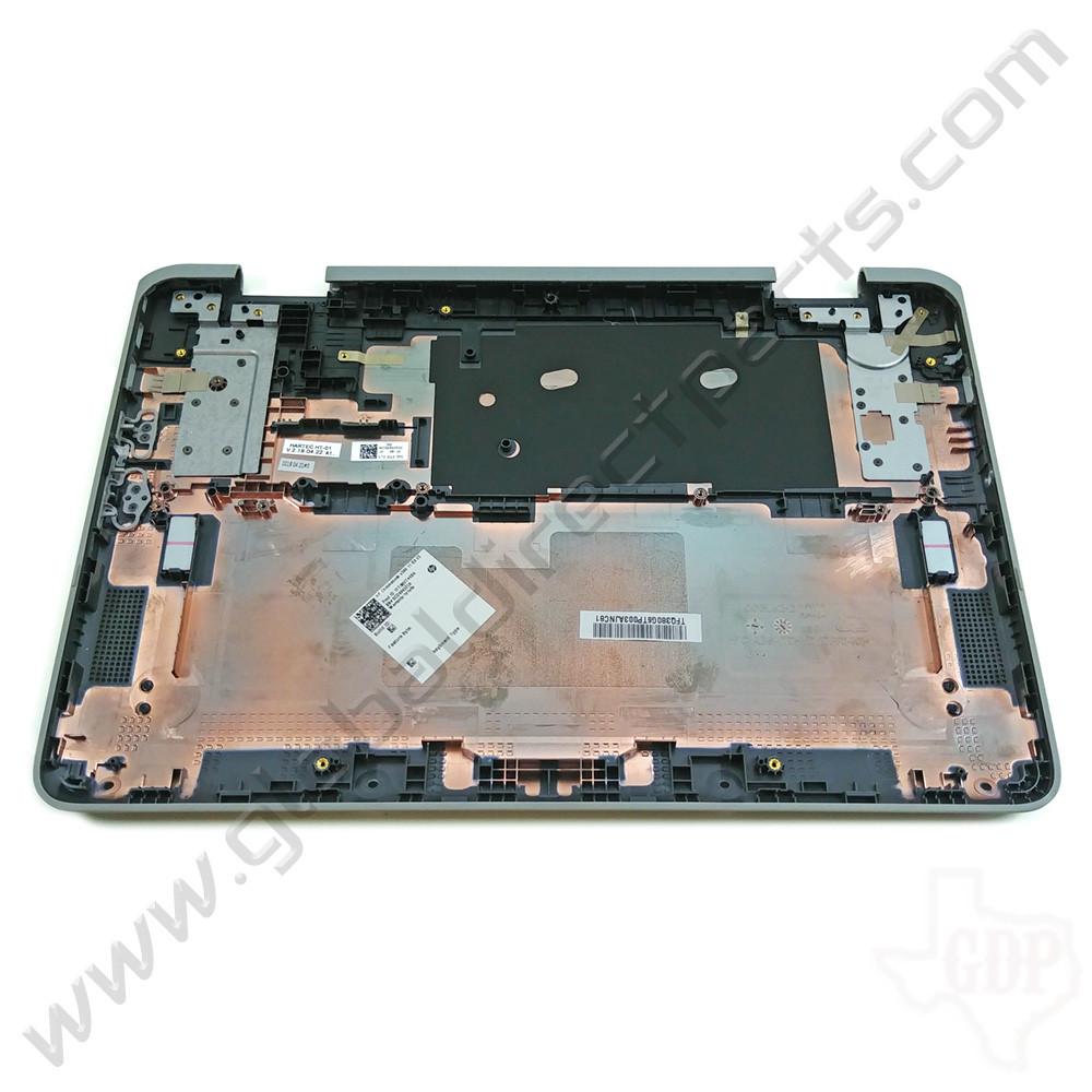 OEM HP Chromebook x360 11 G2 EE Bottom Housing [D-Side]