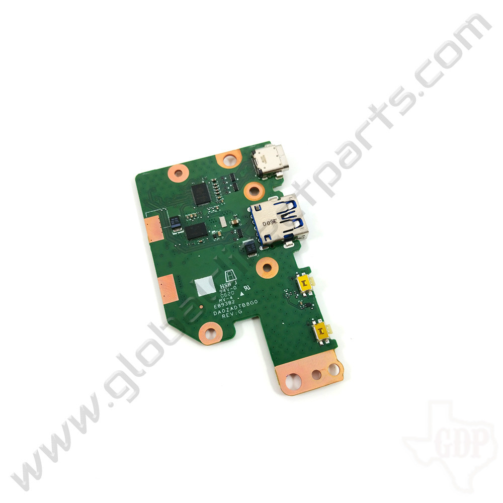OEM Acer Chromebook Spin 311 R721T Type-C USB & Volume Key PCB